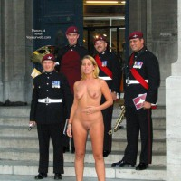 Strike Up The Band - Blonde Hair, Full Frontal Nudity, Nude In Public
