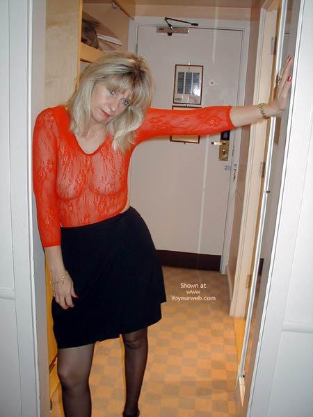 Pic #1 - Karen .. Waitin' For My Man!