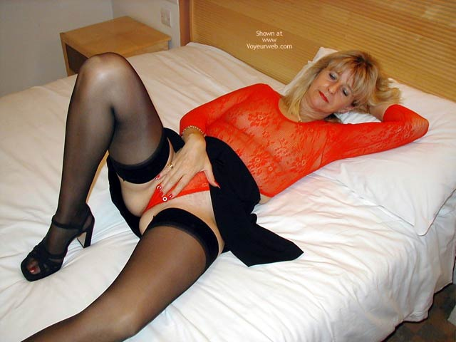 Pic #7 - Karen .. Waitin' For My Man!