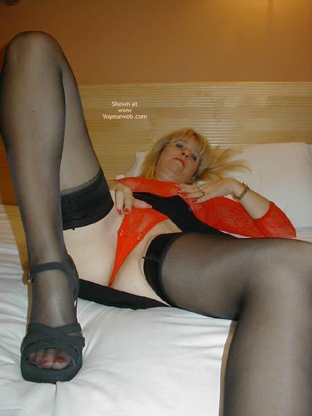 Pic #9 - Karen .. Waitin' For My Man!