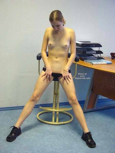 Pic #1 - Strip in Office