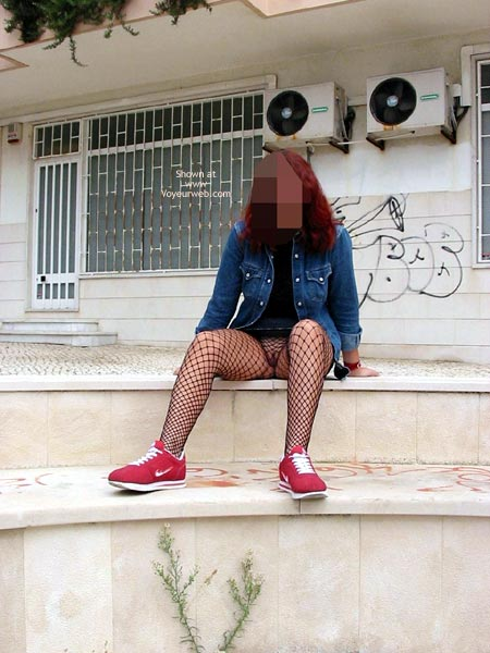 Pic #1 - Portuguese Body Fishnets at Caparica