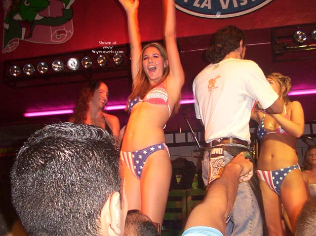 Pic #4 - Contri Mexico Spring Break Bikini