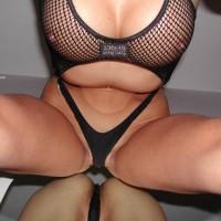 Mirror Image Butt - Nipples
