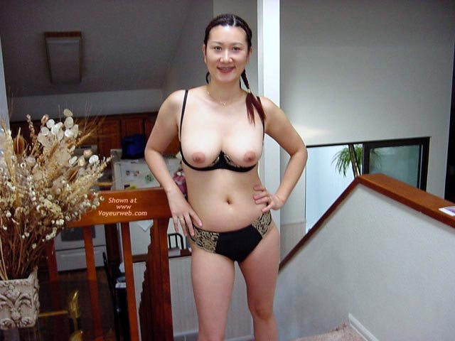 Pic #1 - M/P in New Bra & Panty