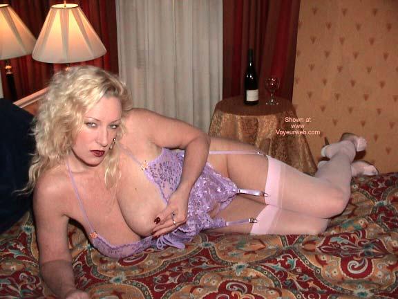 Pic #2 - Nasty Ashley Posing Sexy 2