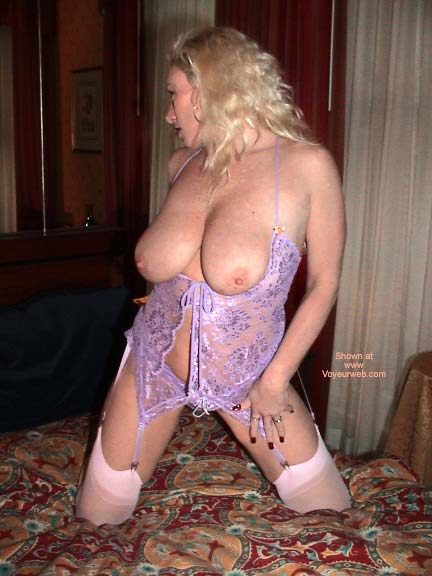 Pic #4 - Nasty Ashley Posing Sexy 2
