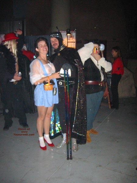 Pic #5 - F&F Halloween Ball Vegas 2002