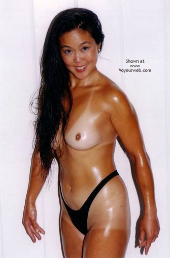 Pic #2 - Asian Lani, The Proof is in The Pudding