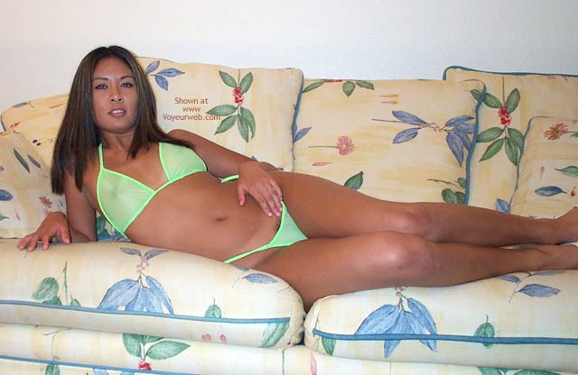 Pic #1 - Leilani In Her Wicked Weasel