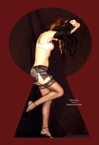 Pic #1 - Juliette Through The Keyhole