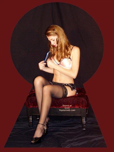 Pic #2 - Juliette Through The Keyhole