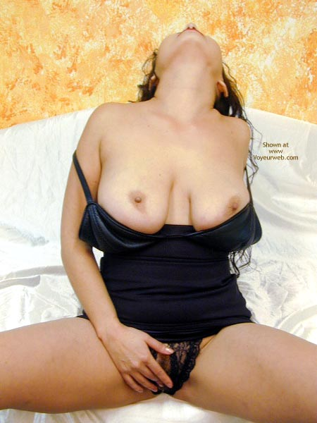 Pic #4 - Look at The 36 DD's On This Spanish Beauty