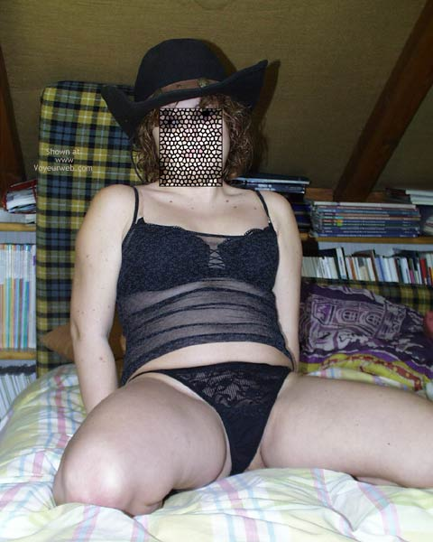 Pic #2 - Cowgirl Tit Size? Right now, Right Soon Too