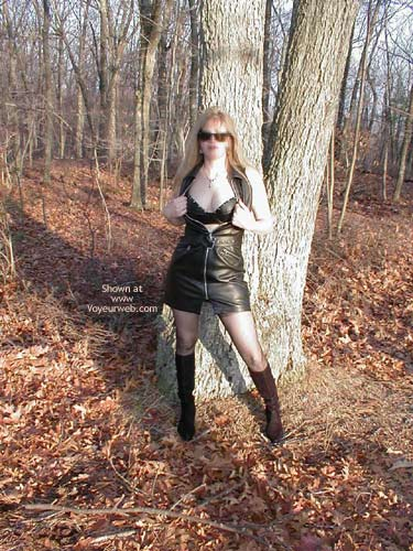 Pic #1 - Sheila in The Woods