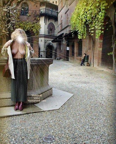 Pic #1 - Caty al Borgo Medioevale