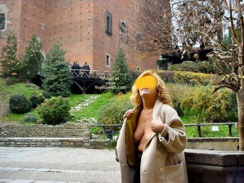 Pic #2 - Caty al Borgo Medioevale