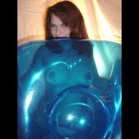 Paige'S Fun Blue Chair