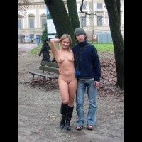 Fully Nude - Boots, Full Nude, Nude In Public
