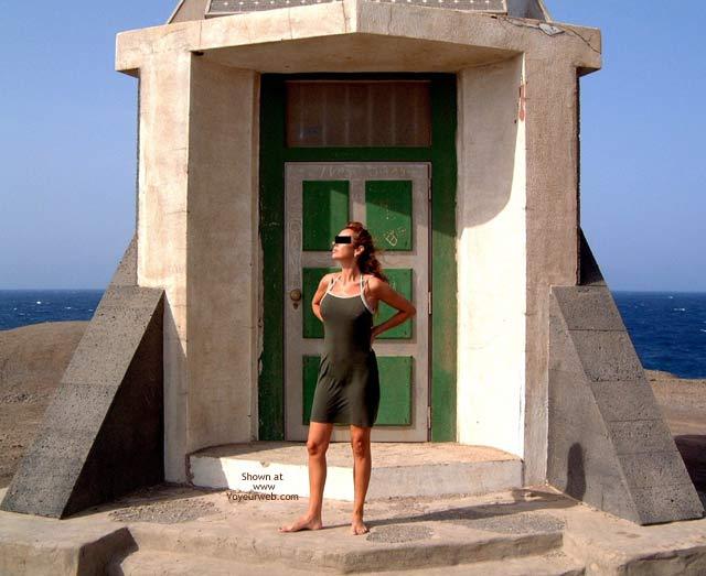 Pic #1 - Olga/S1/Street Tease en Fuerteventura