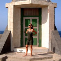 Olga/S1/Street Tease en Fuerteventura
