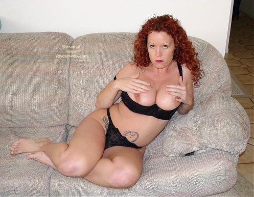 Pic #3 - MsVicky's Strip Tease