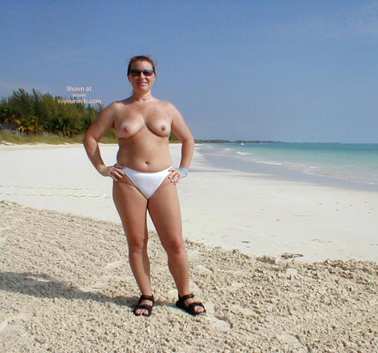 Pic #1 - Redhead From Seattle in The Bahamas 2
