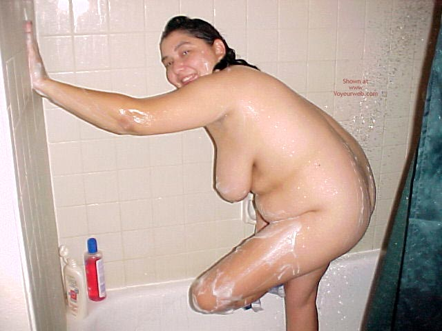 Pic #4 - Lovely Porky Wife