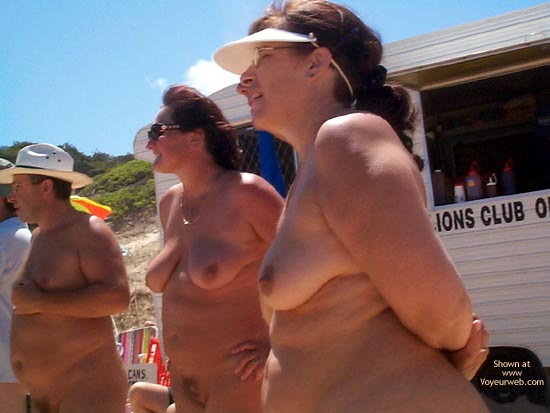 Pic #3 - Nudist Beaches of Australia 1
