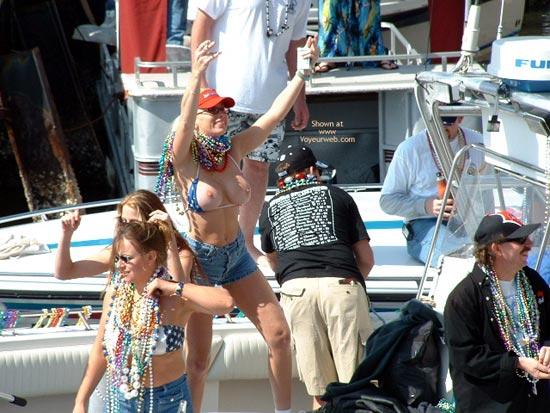 Pic #2 - Tampa's Gasparilla Parade