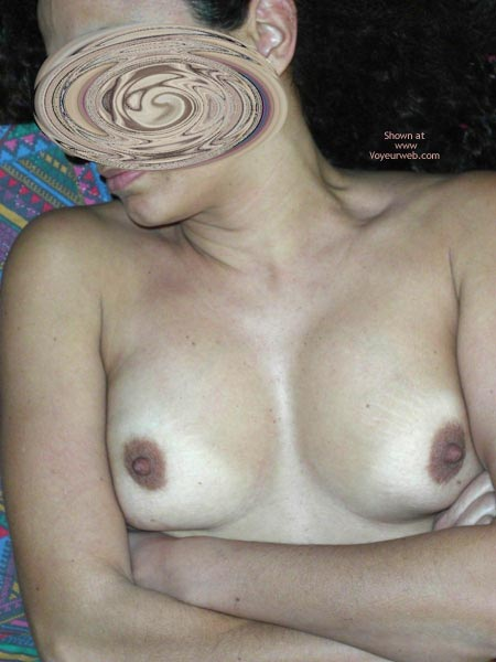 Pic #5 - My WIfe's Nipples