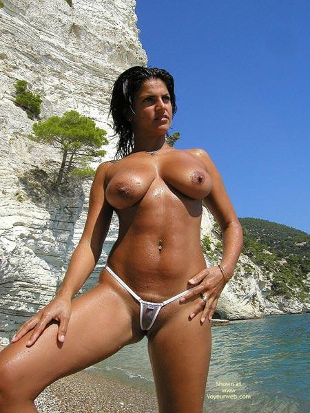 Pic #7 - Vanessa My Wicked Weasel Bikinis And Thongs