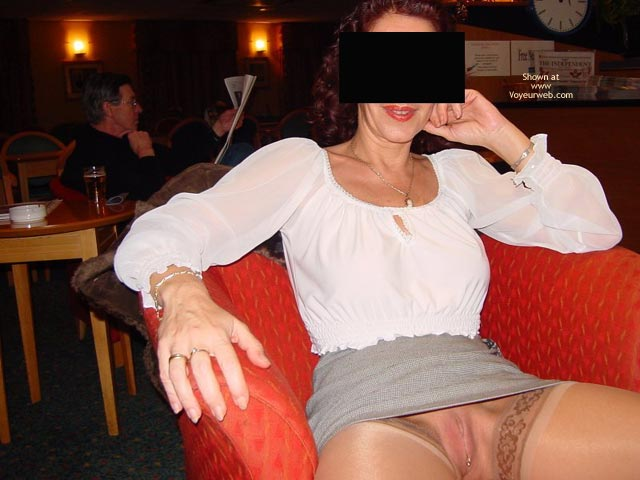 Pic #8 - Monique in The Holiday Inn From Canterbury