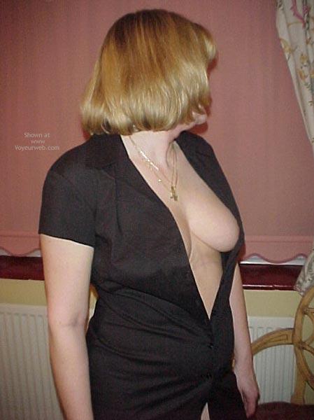 Pic #1 - Debbie Gets Naked