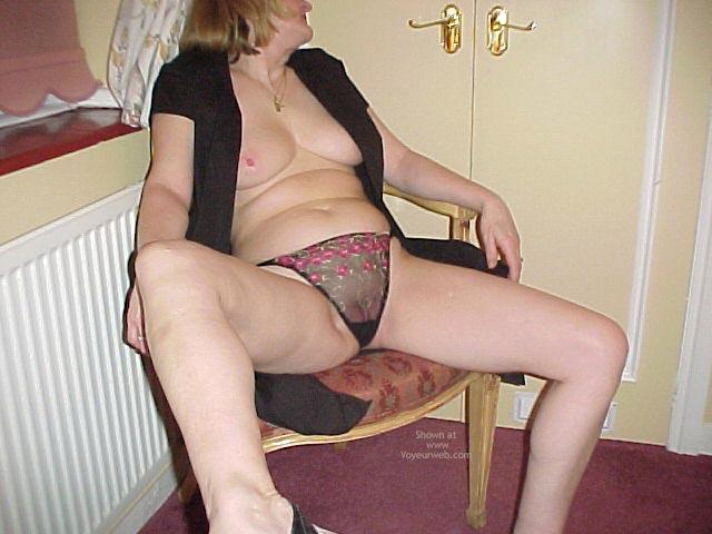 Pic #4 - Debbie Gets Naked