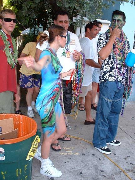 Pic #3 - Fantasy Fest 2002 I