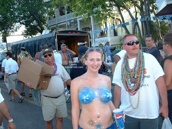Pic #4 - Fantasy Fest 2002 I