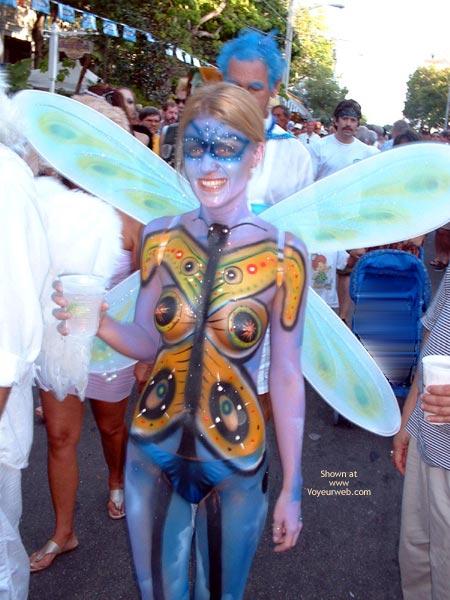 Pic #8 - Fantasy Fest 2002 I