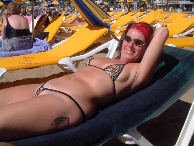 Pic #6 - Shelley In Gran Canaria