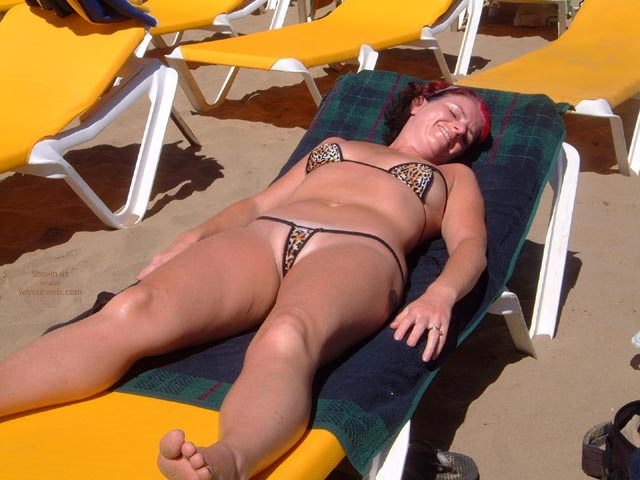 Pic #7 - Shelley In Gran Canaria