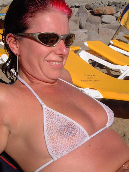 Pic #8 - Shelley In Gran Canaria