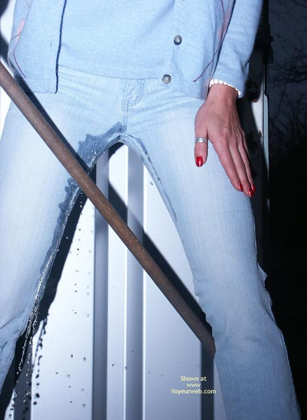 Pic #6 - Susy'S Desperation Wet Jeans
