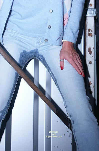 Pic #9 - Susy'S Desperation Wet Jeans