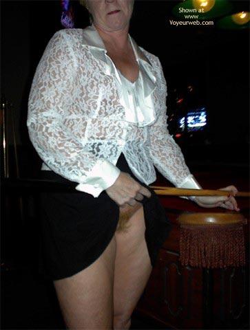 Pic #2 - Rhonda in Bar