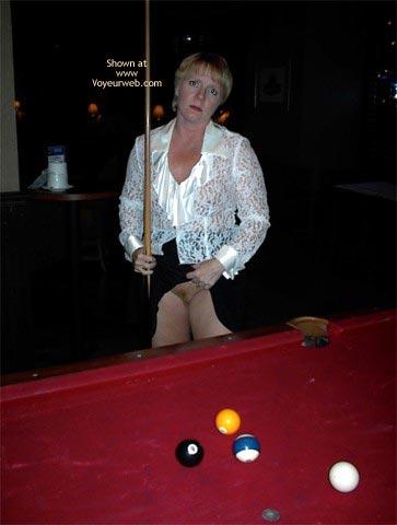 Pic #3 - Rhonda in Bar