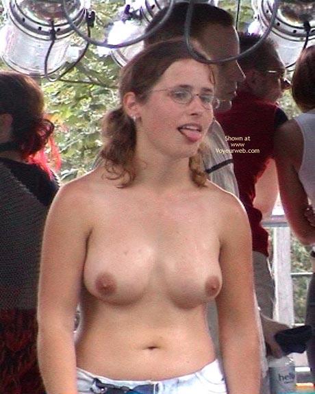 Pic #1 - Glasses - Glasses , Glasses, Round Nipples