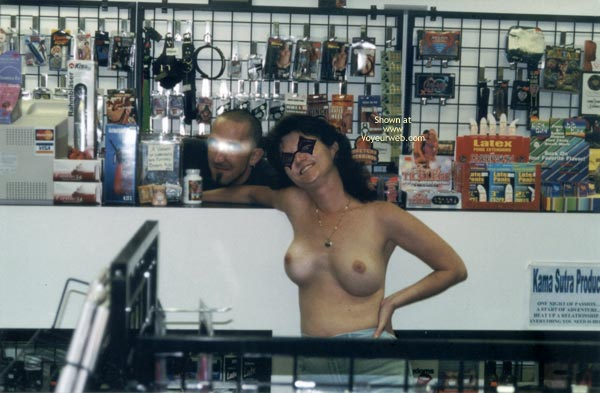 Pic #2 - Ssssmatha at Video Store