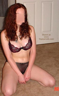 Pic #6 - Naughty RedHead