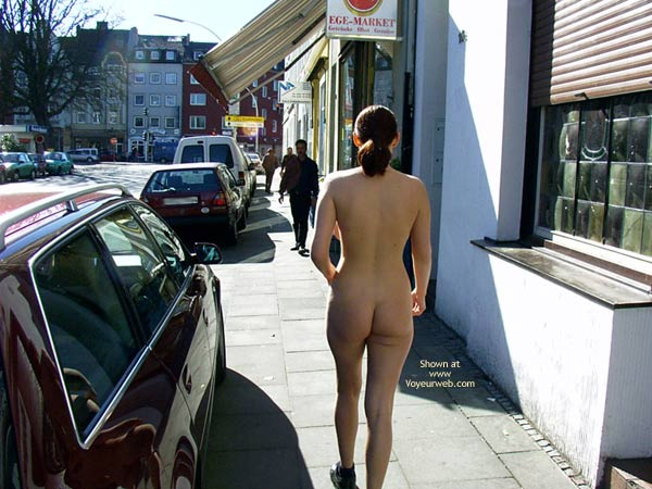 Pic #1 - Naked Around - Nude In Public , Naked Around, Nude On Public Street, Nude Walk In Town