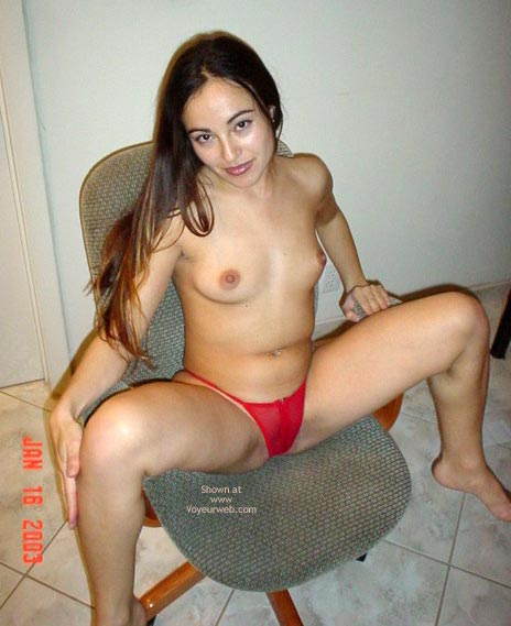 Pic #8 - Bomba Latina in Hot Red